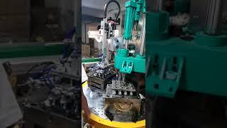 [TAIWANG] LED Bulb Holder Mount Panel Making Machine