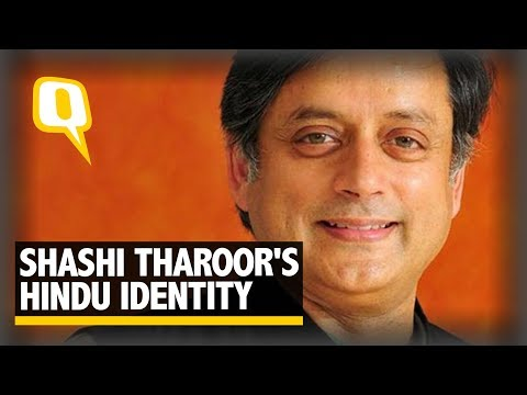 Shashi Tharoor Explains Why He Visits Temples and Sometimes Supports BJP