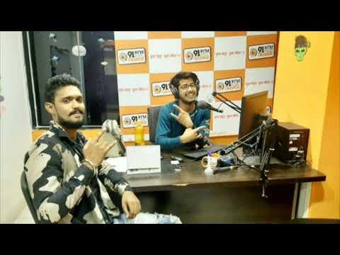 Radio Orange 92.9 FM Interview - Anshu Singh With RJ Shivam