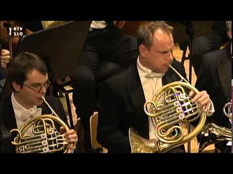 Mahler: Symphony No. 5 - Uroš Lajovic conducting The RTV Slovenia Symphony Orchestra