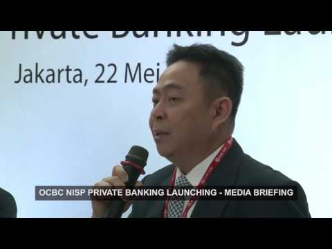 Private Banking Launching Event, 22 Mei 2017.