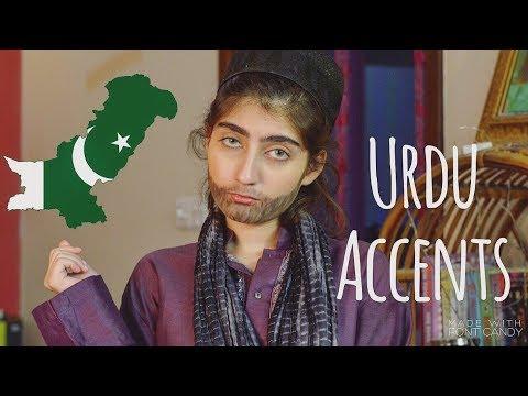 Types of URDU ACCENTS in PAKISTAN! | Anushae Says
