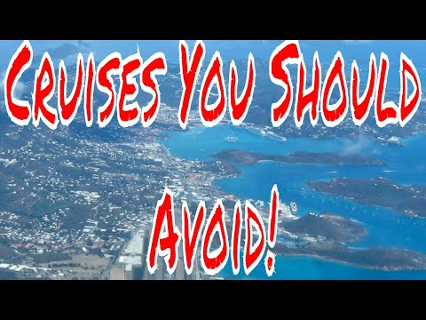 Cruises You Should Avoid and Why Plus Finding Your Perfect C