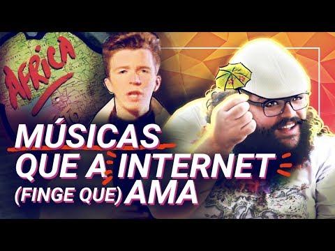 Africa by Toto Rickroll Como músicas viram memes?  mimimidias