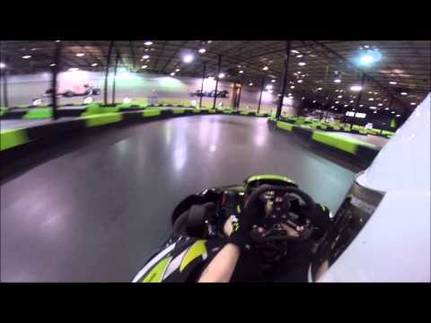 Andretti Indoor Karting (Roswell, GA) - 10/1/15