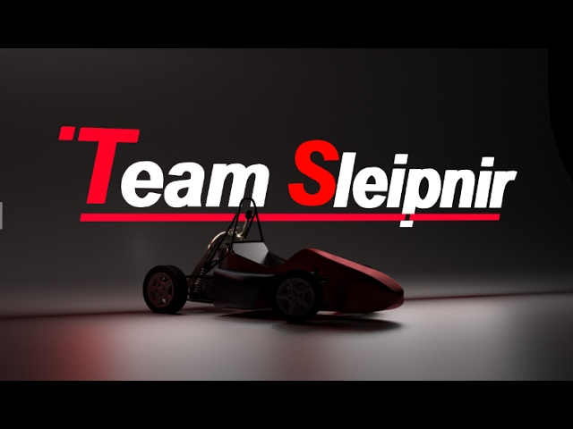 Team Sleipnir - New born