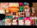 SQUISHIES & More Kawaii Items | Haul