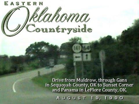Eastern Oklahoma Countryside