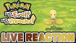 Das 12. Shiny! - SHINY KNOFENSA Reaction! | Pokémon Let's Go Evoli & Pikachu