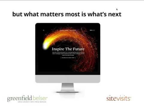 SiteVisits Webinar