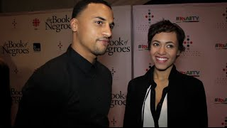 Interview with CARA RICKETTS & MICHAEL XAVIER of BOOK OF NEGROES