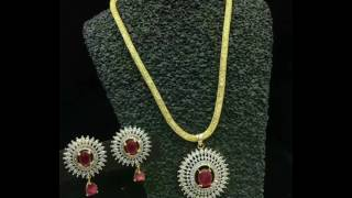Latest Lightweight Jewelry  Designs 2016 - 2017 Top 10 Jewelry