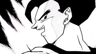 HOW TO DRAW MYSTIC GOHAN アルティメット悟飯 / 最強戦士