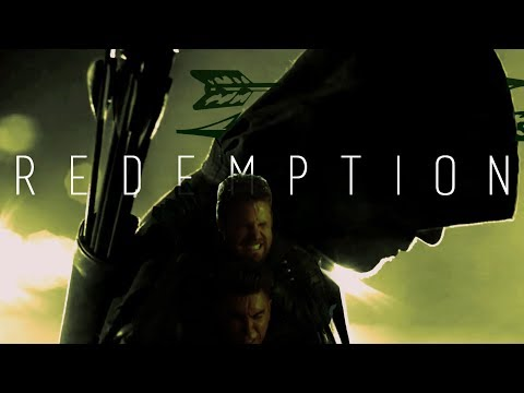 Oliver Queen ↣ Redemption - An Arrow Tribute
