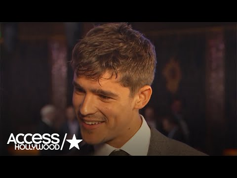 Brenton Thwaites On Working With Johnny Depp In 'Pirates Of The Caribbean: Dead Men Tell No Tales'