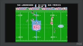 """Family Guy -  Tecmo Bowl """"Bo Jackson"""""""