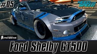 Need For Speed No Limits: Ford Shelby GT500 | Fastlane (Day 5 - Triumph)