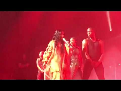 Moment 4 Life - Nicki Minaj  in Brazil São Paulo at Tidal Vivo Event Credicard Hall