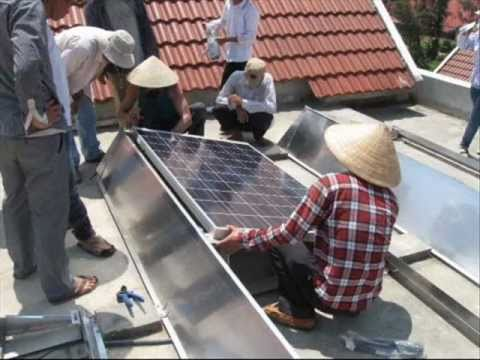 Solar Panels in Vietnam (1)