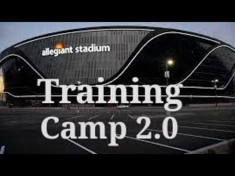 Las Vegas Raiders To Hold Training Camp At Allegiant Stadium By Joseph Armendariz