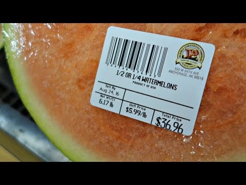 Barrow, Alaska ~ The WORLD'S Most EXPENSIVE Grocery Store???