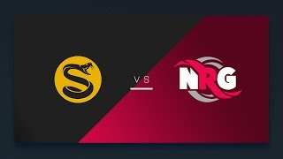 CS:GO - Splyce vs. NRG [Cbble] Map 2 - NA Day 1 -  ESL Pro League Season 6