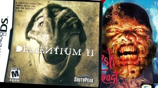 TOP 10 Scary & DISTURBING Game Cover Art!