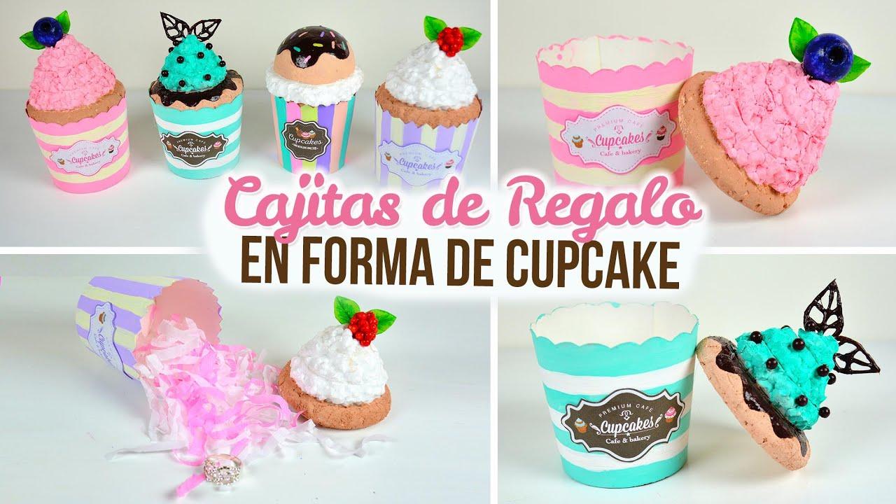 Excepcional Plantilla De Caja De Cupcake Motivo - Colección De ...