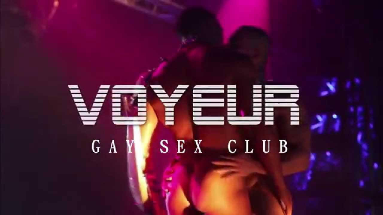 Voyeur Gay Sex 70