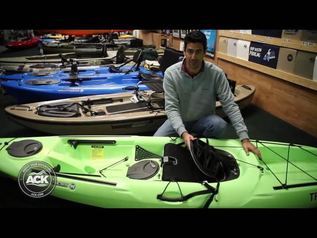 Kayak 101: Differences Between Kayak Designs