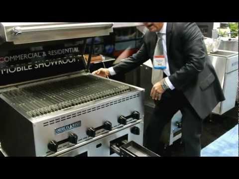 American Range Introduces Smokehouse Broiler!