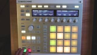 Intro to Maschine MK2 - Part 2 - Recording