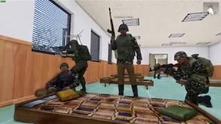 Arma III. Война в Чечне. Часть 2