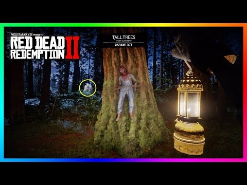 Why You Should NEVER Go To Tall Trees At Night In Red Dead Redemption 2 Or Else This Will Happen! thumbnail
