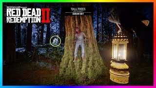 Why You Should NEVER Go To Tall Trees At Night In Red Dead Redemption 2 Or Else This Will Happen!