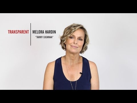 Emmy Quickie: 'Transparent' Star Melora Hardin on That Climactic Cake Scene