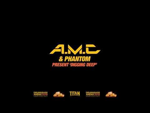 A.M.C - MC Phantom @ Trapeze London 2018
