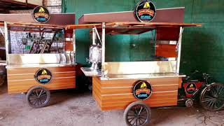 Gambar cover Fast-Food-Carts#manufacturer@Delhi#Sai-Structures-India#Designer#food#carts#SSI-food-carts-Dealer#95