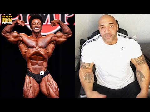 """Dennis James On Breon Ansley: """"I Wouldn't Be Surprised If He Goes Up To Men's 212"""""""