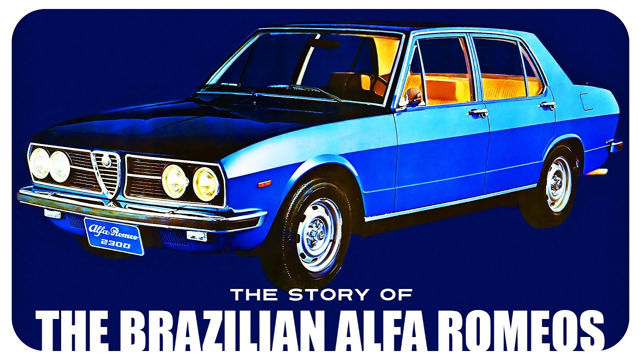The Story Of The Brazilian Alfas