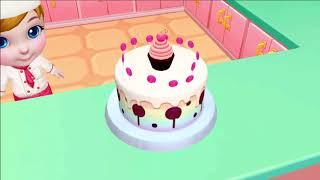 Real cake maker 3D - Funny video for kids