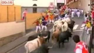 Man Killed In Pamplona Running Of The Bulls