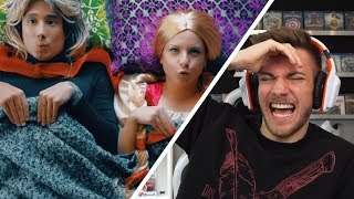 DAUER LACHFLASH😂😆 MÄRCHEN in ASOZIAL 2 feat. Kelly | Julien Bam - Reaction