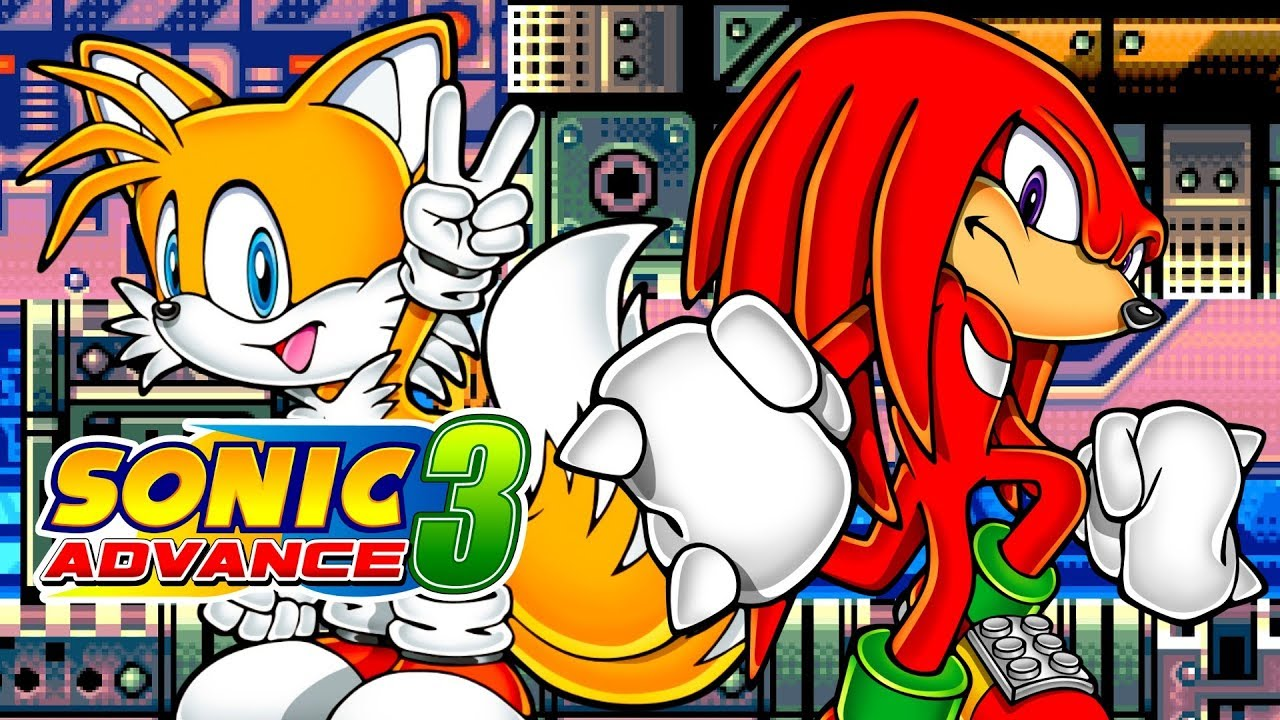 Sonic Advance 3 - Ocean Base (Act 1, 2, 3, Special Stage, BOSS) - Tails &  Knuckles HQ 60 FPS