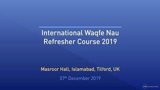 International Waqf-e-Nau Conference 2019
