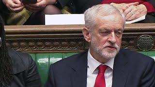 コービン英労働党党首は何と言ったのか メイ首相に挑発され