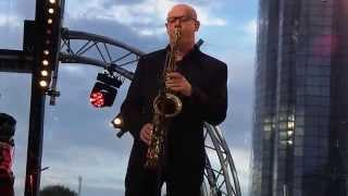 aNDY fAIRWEATHER lOW AT THE gLASGOW Stage 2015