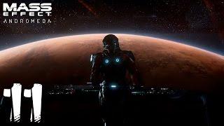 Mass Effect Andromeda. Прохождение. Часть 11 (Брат. Вирус. Клуб)