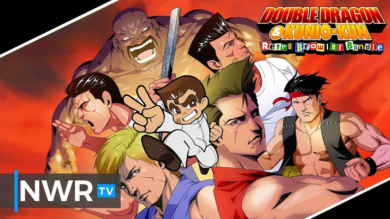 Double Dragon Kunio Kun Collection Brings Retro Nes Famicom Classics To Nintendo Switch Review Youtube