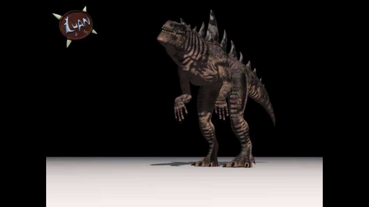 American Godzilla 3d a...